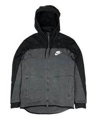 Nike tech кофта худи