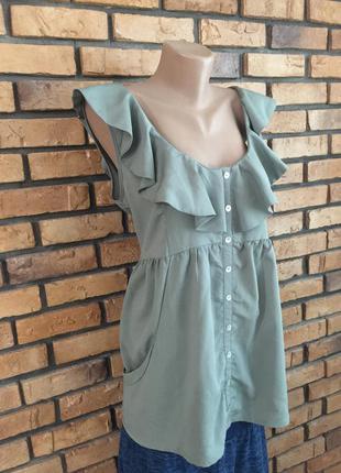 Лёгкая,летняя,блузка,рубашка,туника в стиле кантри