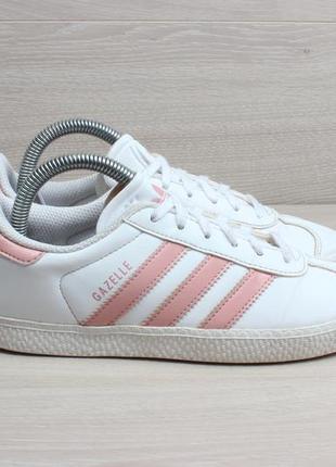 Детские кроссовки для девочки adidas gazelle оригинал, размер 33.5