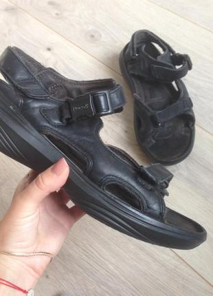 Сандали на аэродинамической подошве kyboot р. 39  швейцарский бренд ортопедической обуви