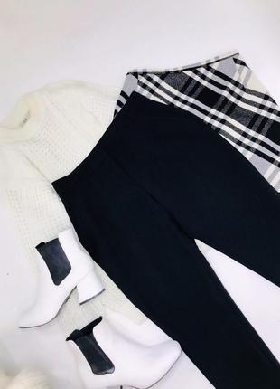 Классические чёрные брюки от atmosphere