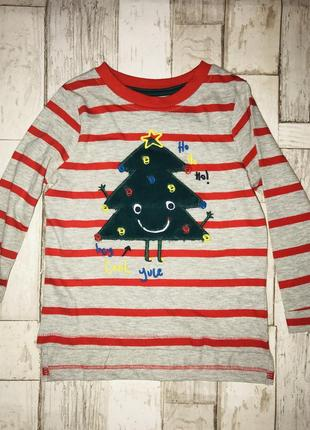 Новогодняя кофта, свитер лонгслив с ёлкой 🎄