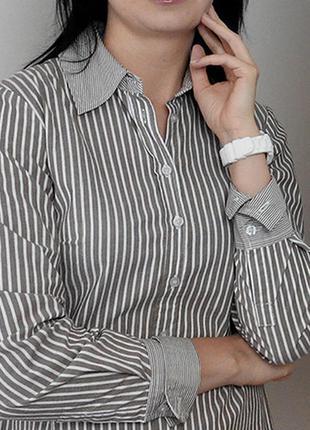 """Элегантная хлопковая блузка от """" араrt"""" 36 размера"""