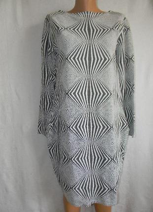 Новое теплое платье италия