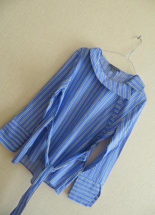 Рубашка в полоску primark (р.м)
