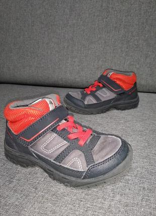 Quechua ботинки ботиночки кроссовки