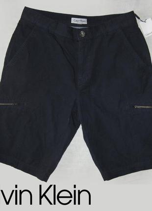 Мужские шорты calvin klein 🔥размер 32