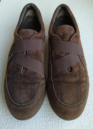 Туфли, мокасины hogan италия, оригинал.