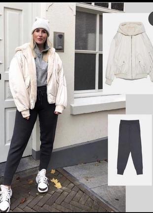 Бомбер куртка шуба zara