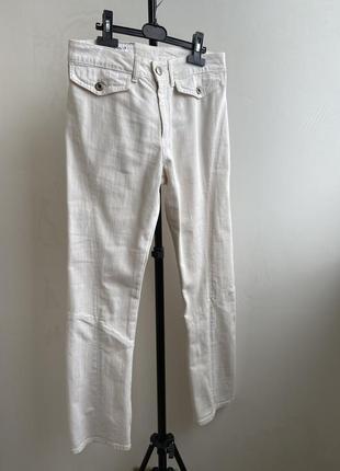Dondup джинсы прямые средняя посадка
