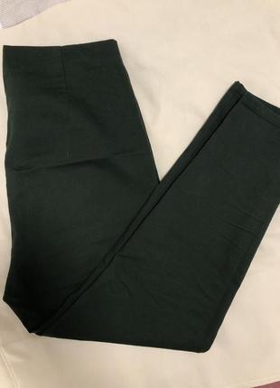 Стиьні штани хакі/мілітарі