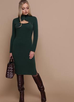 Скидка! стильное тёплое платье * отличное качество