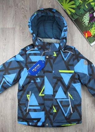 Хит сезона!!!  термокуртка для мальчика. 116-140р.