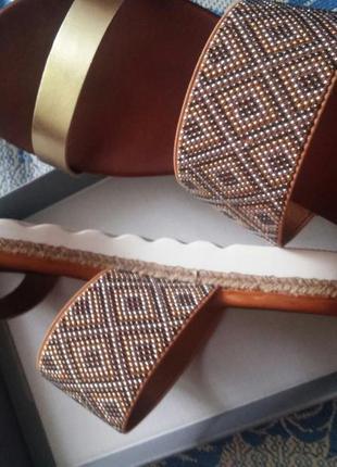 Новые босоножки marco tozzi 39-40 размер