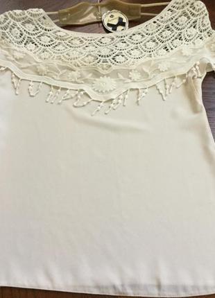 Блуза danity(великобритания)