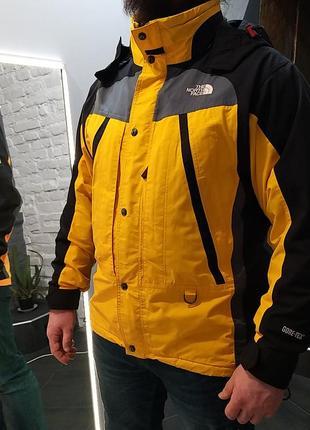 Чоловіча тепла зимова куртка