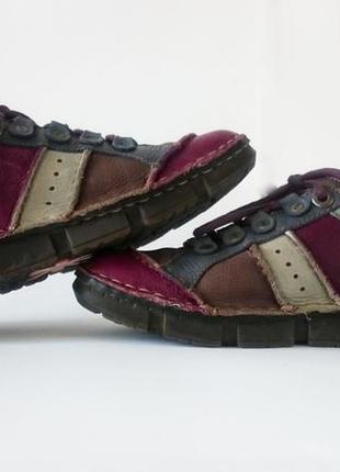Оригинальные и очень крутые туфли art. полностью из натуральной кожи