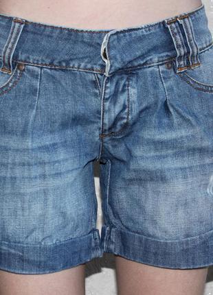 Шикарные брендовые шорты датского бренда object р.s-м