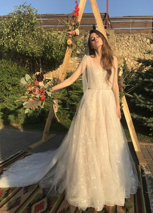 """Весільна сукня armonia """"izar"""" 2020"""