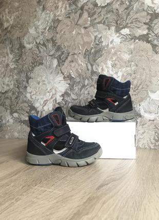Elefanten 27 р италия сапоги ботинки черевики чобітки elefant