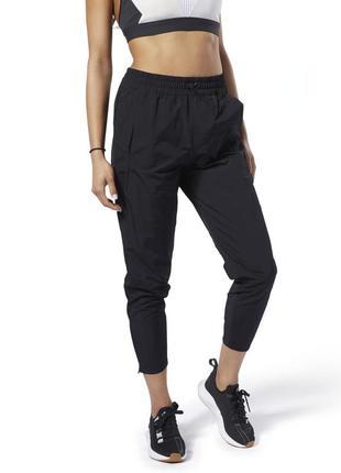 Спортивные брюки reebok training supply woven ec1214
