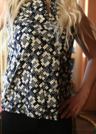 Яркая красивая блуза topshop