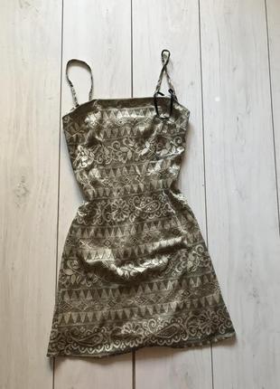 Шикарное платье от topshop