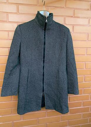 Пальто шерсть италия