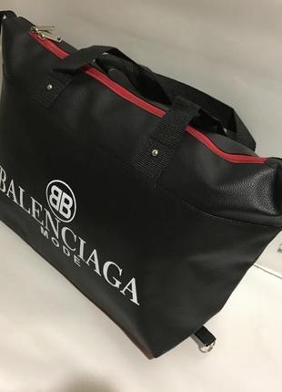 Шикарная новая сумка pu кожа в стиле vs / шопер / дорожная спортивная