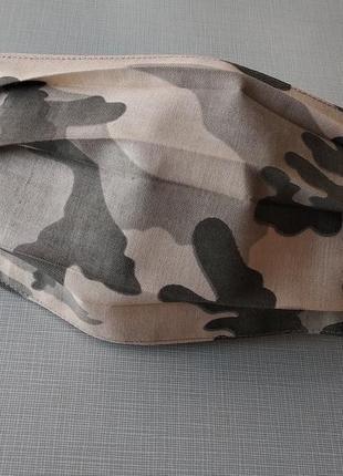 Защитные маски в стиле милитари,камуфляж