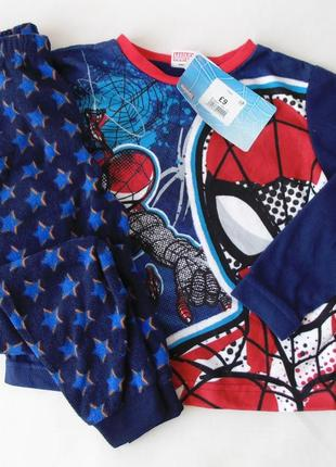 Пижама флис тонкий primark-matalan англия 5-6 лет 116 см