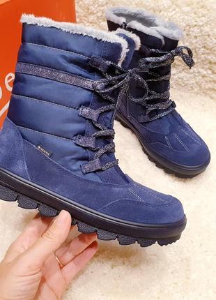Superfit - зимние ботинки с gore - tex - 33