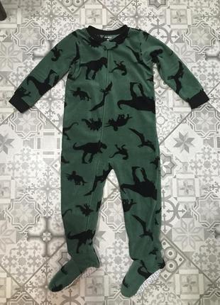 Человечек слип пижама