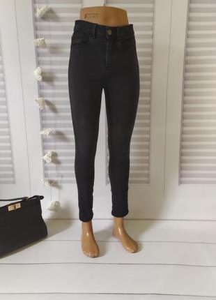 Скини скинни джинсы джегинсы момы черные asos, s