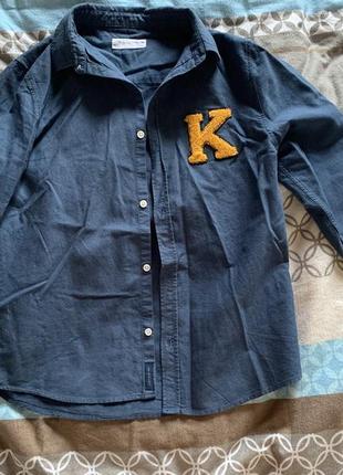 4 сорочки zara kids 146-152 см