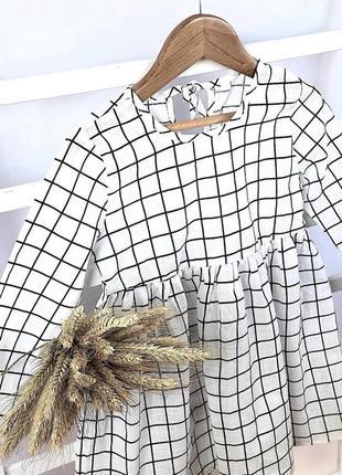 Новое платье для девочки 3 года