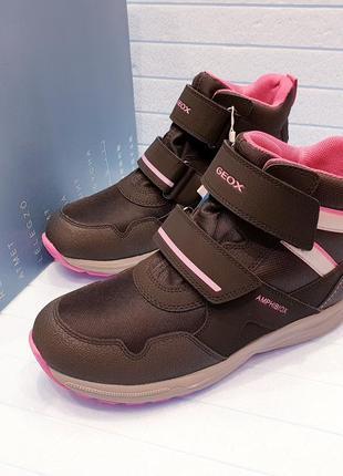 Geox - зимние термо ботинки - 38