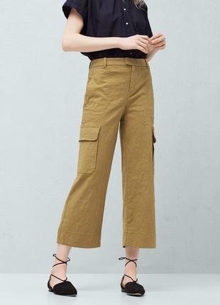 Новые брюки mango