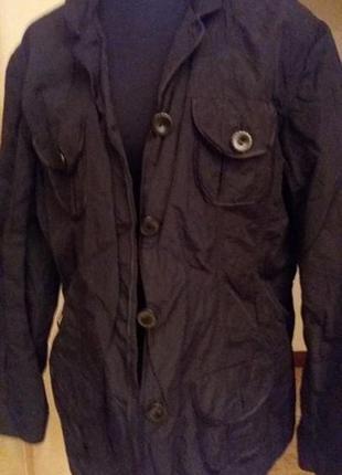Ветровки куртки жакеты пиджаки  черный carolin vanity раз.18-20