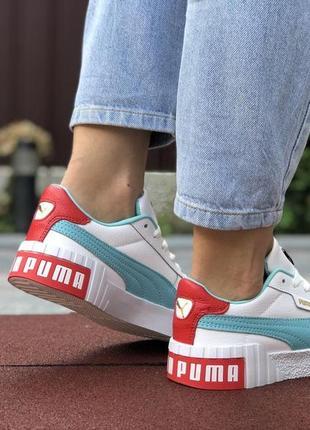 Женские крутые кроссовки puma