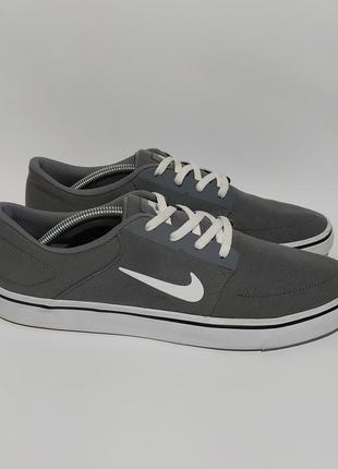 Nike оригинал кеды кроссовки размер 45