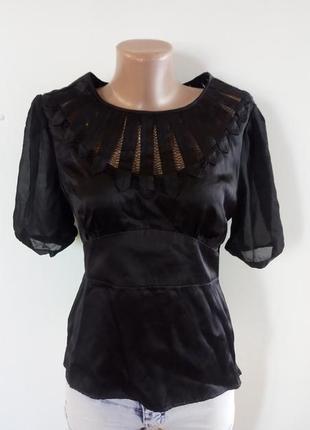 Шовкова блузка(шелковая блуза)