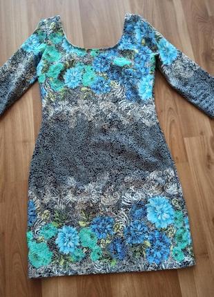 Красивое платье чехол