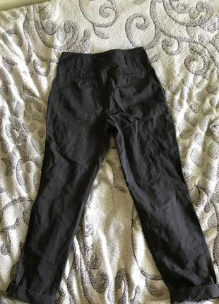 Актуальные брюки-бананы.