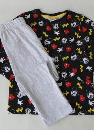 Пижама primark англия 4-5 лет 110 см