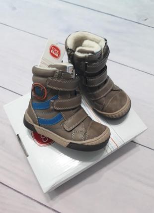 Высокие ботинки сапоги хайтопы молнии,  липучке