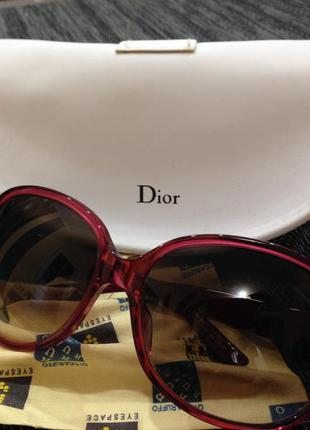 Оригинальные очки dior