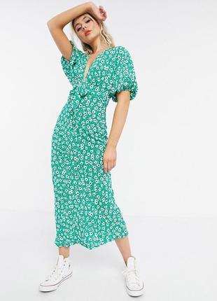 Платье макси asos (uk 24,р.58)