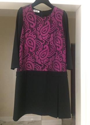"""Платье """"moschino"""" оригинал"""