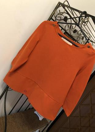 Нереально красивая и яркая блуза